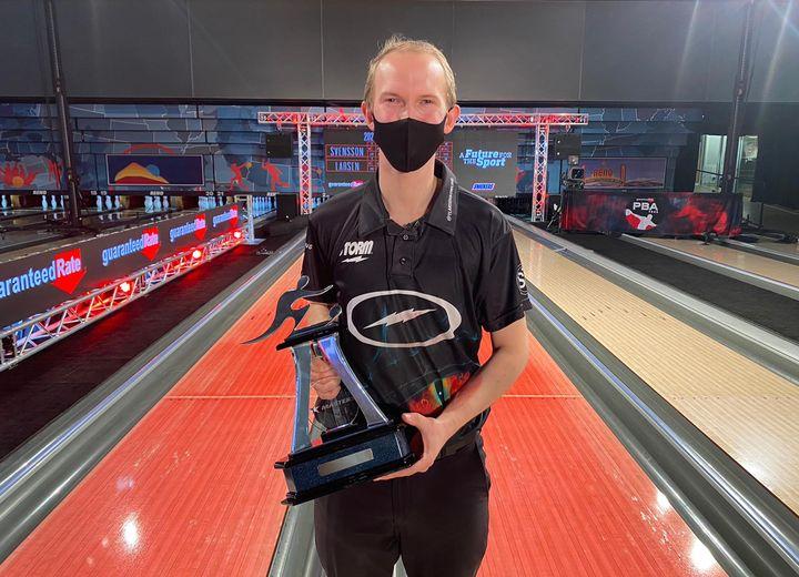 Thomas Larsen vinder USBC Masters 2021